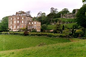 Penrice Castle, Gower, Sth. Wales - geograph.org.uk - 119951.jpg