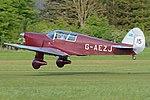 Percival P.10 Vega Gull 'G-AEZJ 15' (26721107097).jpg