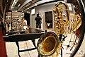 Percussions & Wind instruments - Marimba, Baritone Sax, Trombone, Tuba - Expomusic 2014.jpg