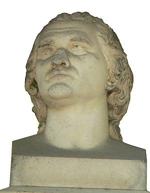 Gaspard Monge - Monge's bust in Le Père Lachaise Cemetery in Paris