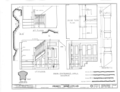 Perry-Fairchild Homestead, West Broad Street, Stratford, Fairfield County, CT HABS CONN,1-STRAT,4- (sheet 7 of 9).png