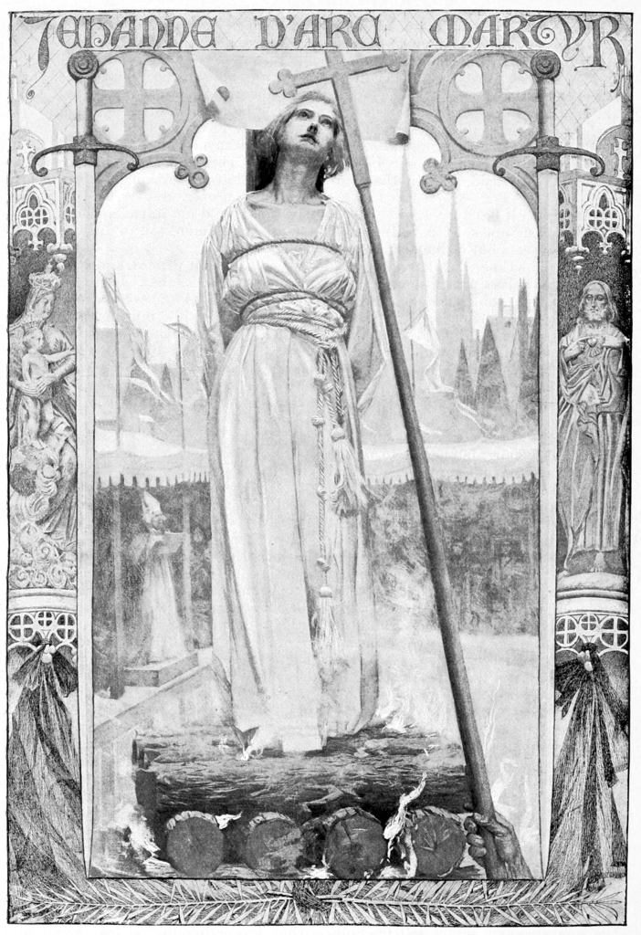 the maid of orleans joan of arc The maid of orleans: the life and mysticism of joan of arc [sven stolpe] on amazoncom free shipping on qualifying offers this acclaimed work on the life and legacy of joan of arc is considered by many historians as one of the most well researched.