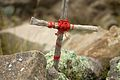 Peru - Cusco Trekking 010 - hand-made cross (6948697384).jpg