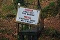 Perygl - Danger - geograph.org.uk - 684104.jpg