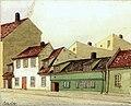 Peter Andreas Blix - Lakkegt. 44, 46, 48 - Oslo Museum - OB.00709.jpg