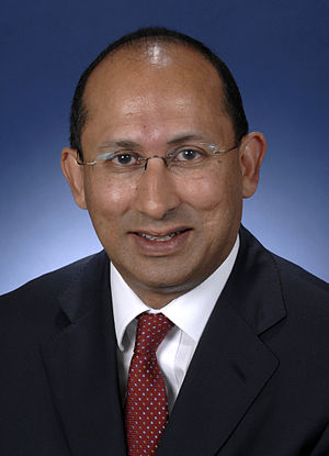 Peter Varghese - Varghese, pictured in 2009.