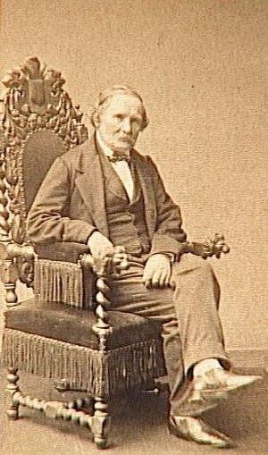 Louis-Félix Chabaud - Photograph of Louis-Félix Chabaud taken by Pierre Petit.