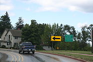 Petoskey Michigan Sign US31