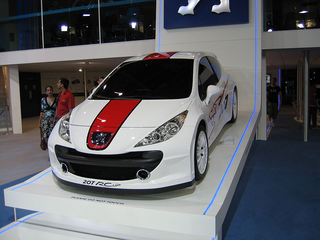 file peugeot 207 rc 002 flickr wikimedia commons. Black Bedroom Furniture Sets. Home Design Ideas