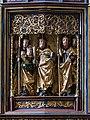 Pfarrwerfen Kirche Nothelfer-Altar Schrein 01.jpg