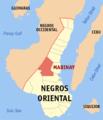 Ph locator negros oriental mabinay.png