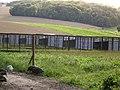 Pheasant rearing pens near Odstock - geograph.org.uk - 505387.jpg