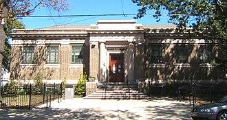 Packer Park, Philadelphia - Donatucci Branch
