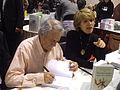 Philippe Alexandre et Béatrix de l'Aulnoit à la foire du livre 2010 de Brive la Gaillarde.JPG