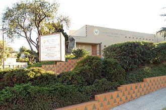 Philosophical Research Society - Los Feliz headquarters in 2015