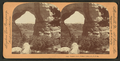 Phoebe's Arch, Palmer Lake, Colorado, U.S.A, from Robert N. Dennis collection of stereoscopic views 7.png