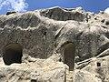Piano chiuso al pubblico del castello di Pietrapertosa.jpg