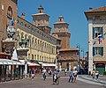 Piazza della Cattedrale. Ferrara, Italy.jpg