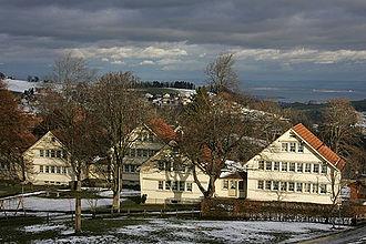 Trogen - Kinderdorf Pestalozzi in Trogen