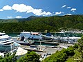 Picton's bustling harbour. - panoramio.jpg