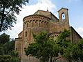 Pieve di Santa Maria Annunziata e San Biagio, absidi (Sala, Sala Bolognese) 02.JPG