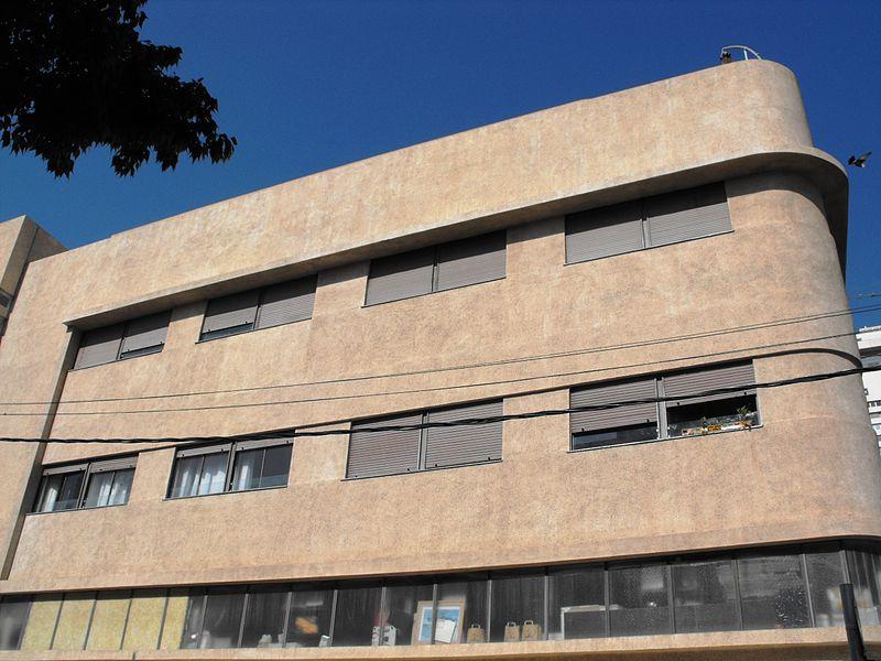בניין בסגנון באוהאוס