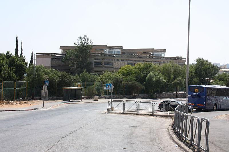 בנין בית ספר בויאר
