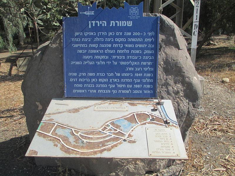 שמורת הירדן