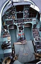 Pilatus PC-9 Cockpit