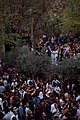 Pilgrims and festival at Lalish on the day of the Yezidi New Year in 2017 05.jpg