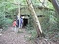 Pillbox at Biggin Hill - geograph.org.uk - 973263.jpg