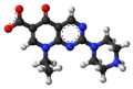 Pipemidic acid zwitterion ball.png