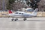 Piper PA-28-181 Archer III (VH-NRP) taxiing at Wagga Wagga Airport (3).jpg