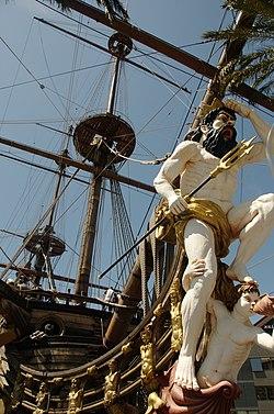 Pirates, Roman Polanski, boat Genova.jpg
