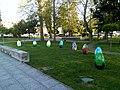 Pisanice u parku u Metkovicu.jpg