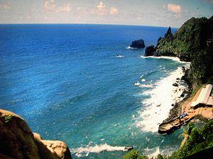Pitcairn Islands - Pitcairn Landing