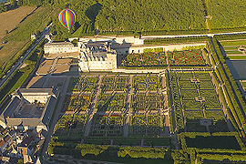 Château de Villandry and its garden