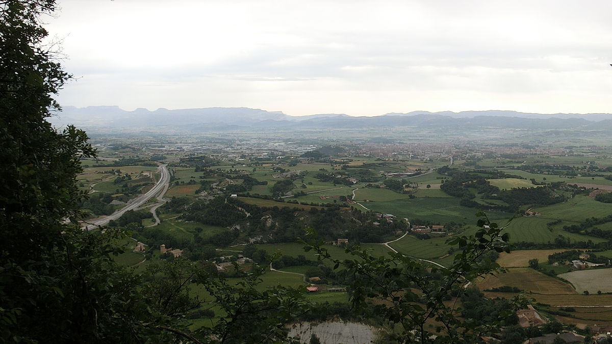 Plana De plain of vic
