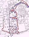Plano del recorrido del Belén Viviente de Buitrago.jpg