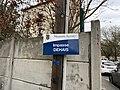 Plaque Impasse Dehais - Maisons-Alfort (FR94) - 2021-03-22 - 2.jpg