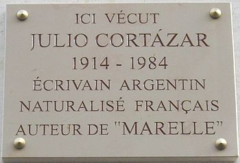 Français : Plaque commémorative, 4 rue Martel,...