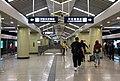 Platform of L14 Jiulongshan Station (20180502130355).jpg