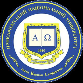 Vasyl Stefanyk Precarpathian National University university