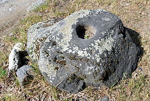 Pörtschach am Wörthersee - Basin stone