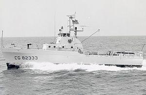 USCGC Point Highland (WPB-82333) - Image: Point Highland 1965 1