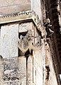 Pola, palazzo comunale 02 resti del tempio di diana, 04 sirena bicaudata.jpg