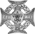 Polish Scouts Odkrywca Cross.png