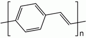 170px-Polyphenylene_vinylene.png