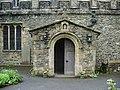 Porch,The Parish Church of St Andrew, Sedbergh - geograph.org.uk - 436400.jpg