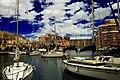 Port Saplaya (la pequeña Venecia), Valencia (2433745109).jpg
